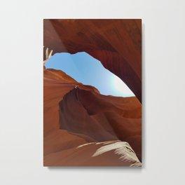 Antelope  Canyon  #11 Metal Print
