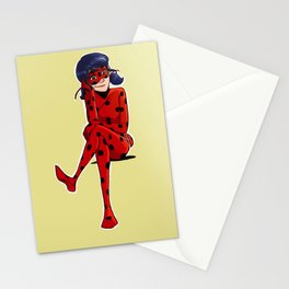Miraculous Ladybug Stationery Cards