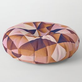 904 // Stipple Paradise Floor Pillow