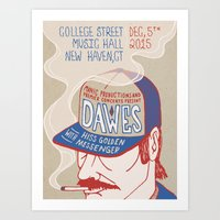 Ashes In Your Ash Tray  Art Print