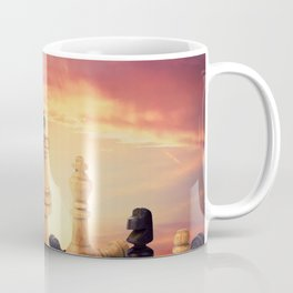 the rise of a chess player Coffee Mug