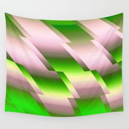 Abstract 105 DDQR Wall Tapestry
