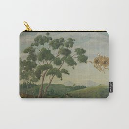 Flying Spaghetti Monster Carry-All Pouch