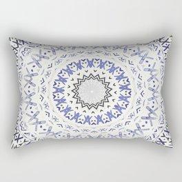 FESTIVAL SUMMER - FADED BLUE Rectangular Pillow