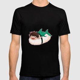 Whale Shark MerSushi T-shirt