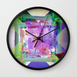 For when the segmentation resounds, abundantly. 05 Wall Clock