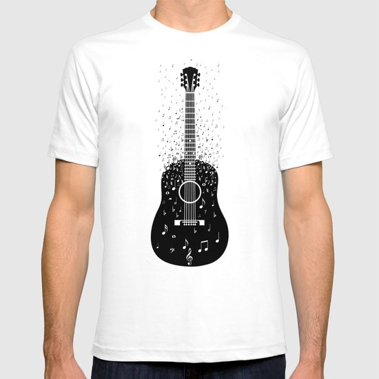 Musical ascension T-shirt