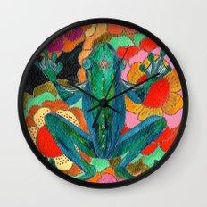 Prince of Lost Lakes Wall Clock