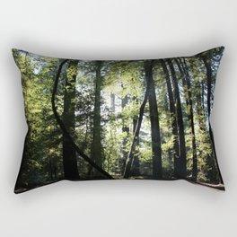 Light Through the Giants Rectangular Pillow