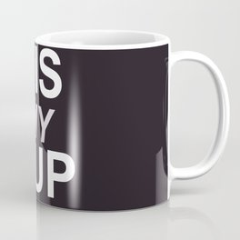 Dis My Clothing Line Coffee Mug