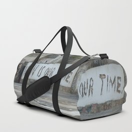Now is our time Duffle Bag