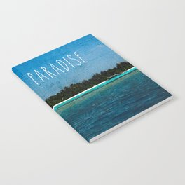 Lost Paradise Notebook