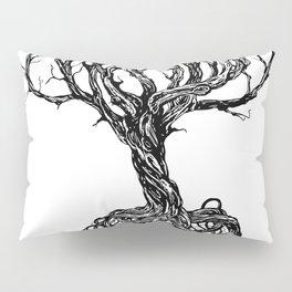 Old tree Pillow Sham