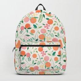Vanilla Peaches Backpack