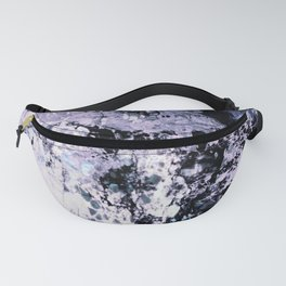 Moody Marble Fanny Pack