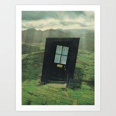 Doors (1964) Art Print