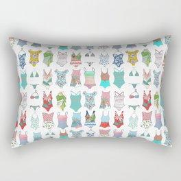 swimsuits Rectangular Pillow
