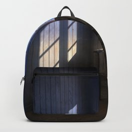 Chair by the window 1 Backpack