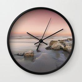 The Jetties Wall Clock