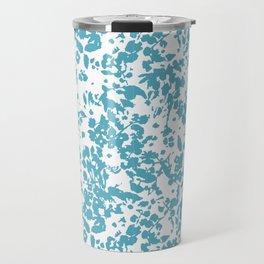Cottage Charming Blue Travel Mug