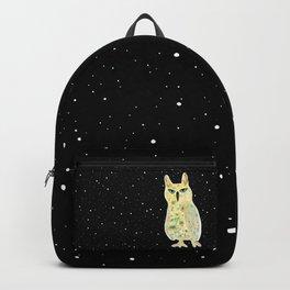 Intergalactic owl Backpack