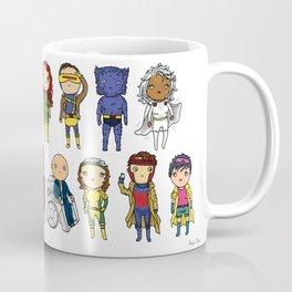 Super Cute Heroes: X-Men Coffee Mug