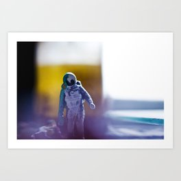 Everything You Remember it to Be Art Print