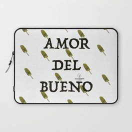 Amor Del Bueno Laptop Sleeve