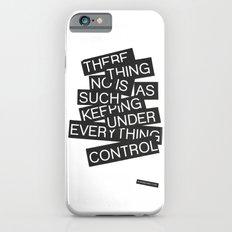 Under Control Slim Case iPhone 6s
