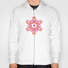 Citrus Morning Mandala Hoody