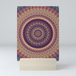 Mandala 541 Mini Art Print