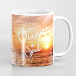 The Voice of the Ocean Coffee Mug