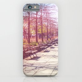 Thoughts of You iPhone Case
