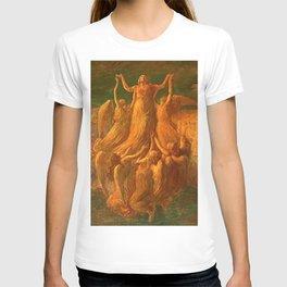 L'Assunzione (Assunta) The Resurrection by Gaetano Previati T-shirt