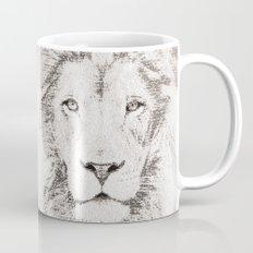 The Intellectual Lion Mug