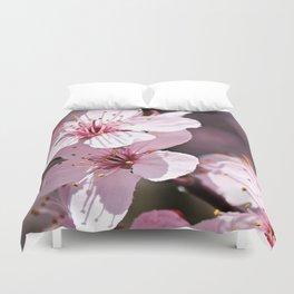 almond blossom Duvet Cover