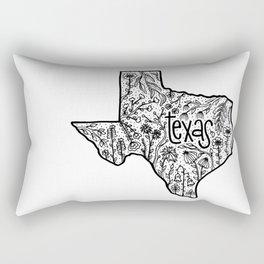 Texas Rectangular Pillow