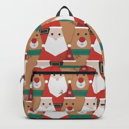 Christmas is Coming (Patterns Please) Backpack