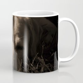 Tired Tucker Coffee Mug