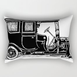 Drive This to the Forest  Rectangular Pillow
