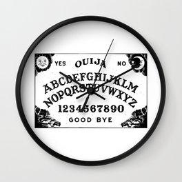 Cool ouija board designs  Wall Clock