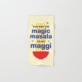 Magic Masala Hand & Bath Towel