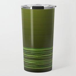 Horizon (olive green) Travel Mug