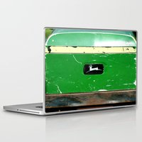 john green Laptop & iPad Skins featuring John Deere Green..... by LeeRay Flowers