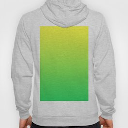 POISON IN ME - Minimal Plain Soft Mood Color Blend Prints Hoody