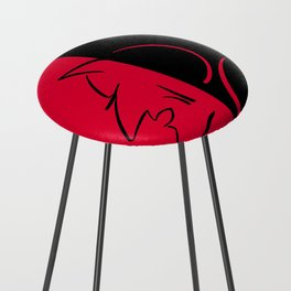Mephisto ~ From Sinners And Saints ~ Bohème Counter Stool