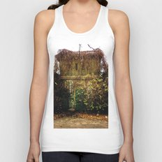 Nature finds the way inside... Unisex Tank Top