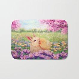 Easter Love Bath Mat