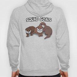 Otter Squad Goals Hoody