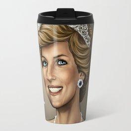 Princess Diana Travel Mug